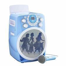Disney Frozen 2 Karaoke Machine with Bluetooth, TV Output, LED Lightshow SALE!