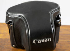Rare CANON ACTION CASE A for CANON A-1 AE-1 AE-1 PROGRAM w/ Power Winder A