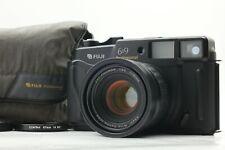 Count 062【MINT】Fuji Fujifilm GW690 III PRO 90mm f/3.5 6x9 w/ case From Japan 360
