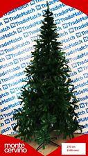 Albero di Natale Pino Extra Folto - Monte Rosa - 270 cm 1500 rami Piedi Metallo