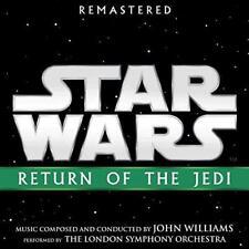 Star Wars: Return Of The Jedi - Remastered - John Williams - LSO (NEW CD)
