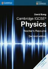 CAMBRIDGE IGCSE PHYSICS - SANG, DAVID - NEW BOOK