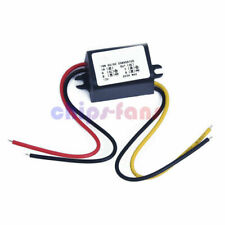 18W 3A DC-DC STEP-DOWN BUCK CONVERTER 12V TO 6V CAR POWER ADAPTER