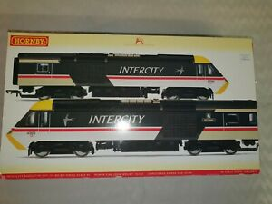 Hornby R2702 High Speed Train Swallow Executive Livery Highly Detailed DCC