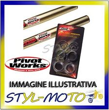PWFFK-S13-021 PIVOT WORKS KIT REVISIONE FORCELLA SUZUKI RMZ 250 2007-2012