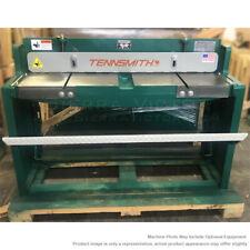 Tennsmith Foot Squaring Shear Model 52 In Stock Ready To Ship