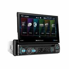 Soundstream VR-75B Single DIN Bluetooth In-Dash Car Stereo Receiver