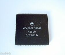 Motorola MC 68882 FN16 FPU co-processor ATARI Mega STE,TT,Falcon,AMIGA,APPLE