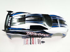 NEW TRAXXAS 1/7 XO-1 100MPH 4WD SUPERCAR Body Factory Painted GRAPHIX WHITE RO6W