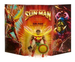 *PreOrder* Mattel Creations Masters of the Universe MOTU Origins Sun-Man SunMan