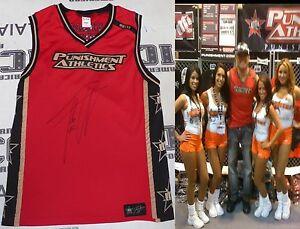 Tito Ortiz Signed Event Worn MMA Fight Jersey PSA/DNA COA UFC Shirt 40 Autograph