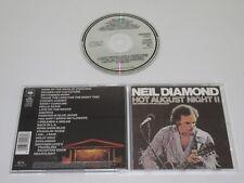 Neil Diamond / Hot August Night II (CBS 460408 2)CD Album