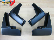 2011-2014 Dodge Charger Deluxe Molded Splash Guards Mud Flaps Mopar OEM