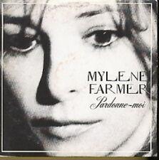 MYLENE FARMER CD SINGLE FRANCE PARDONNE-MOI