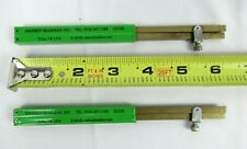 2 Mathey Dearman Inc Qc Welders Gauges D253e