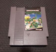Teenage Mutant Hero Turtles nes ( Nintendo Nes ) European Version Pal UKV
