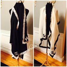 new chanel 2015 / 2016 unique Top Classic jacket wrap scarf dress shawl in bag