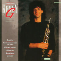 CD Kenny G The Collection Arista 260.671 uk 1990