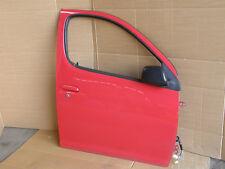 Tür vorne rechts Toyota Yaris Verso EZ.2004 Rot 3PO Komplett Beifahrertür
