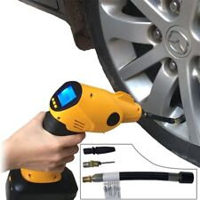 AllGear Portable Automatic Cordless Tire Inflator