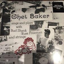 Chet Baker - Sings And Plays - DOL Records 180gram Vinyl LP  BRAND NEW & SEALED