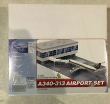 Dragon Wings Singapore Airlines A340-313 1:400 Scale Airport Set Model Kit 2206