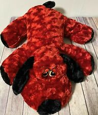 Dan Dee Collectors Choice Plush Puppy-Red Stuffed Animal Rare