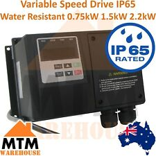 Single Phase VSD Variable Speed Frequency Drive IP65 Water resistant