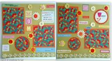 Mother's Day Scrapbook Pages MOM Pages Set of (2) 12x12