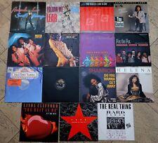 15 x Soul Funk R&B Disco - Tina Charles / Patrick Hernandez / James Brown ....
