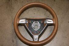 Porsche 987 Boxster Cayman 997 Carrera 05-08 3 Spoke Steering Wheel Tan Beige