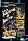 Sherlock Holmes: Terror By Night (Basil Rathbone) - Region Free DVD - Sealed