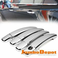 AU Triple Chrome Side Door Handle Cover Trim Set Fit for Holden Cruze 2009-2015