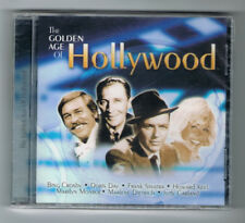 THE GOLDEN AGE OF HOLLYWOOD - CD 20 TITRES - NEUF NEW NEU