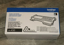 New Sealed Genuine Brother TN-450 High-Yeld Toner Cartridge - Priority Shipping