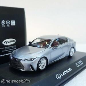 Lexus IS300 Silver KYOSHO MODEL 1/43 #KS03904I