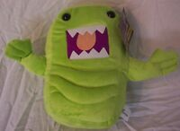 "Ghostbusters SOFT DOMO SLIMER THE GREEN GHOST 9"" Plush STUFFED ANIMAL Toy NEW"