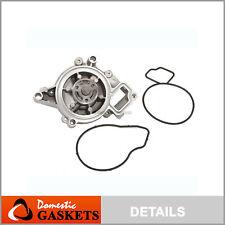 Water Pump fit 00-17 Chevrolet Pontiac Buick Saturn 2.0L 2.2L 2.4L DOHC