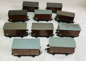 Hornby Goods van LMS 508194 no box (154)