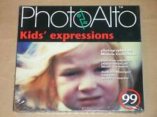 CD-ROM PHOTOALTO 99 / KID'S EXPRESSIONS /  IMAGES PROS LIBRE DE DROITS / NEUF