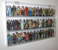 Collectors Showcase - Premium Display Case for 3-3/4 GI Joe Action Figures -S2MS