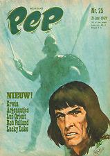 PEP 1969 nr. 25 - ERWIN DE NOORMAN (COVER HANS G. KRESSE)/COMICS