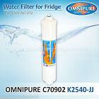 C70902 Omnipure K2540-JJ Coconut Carbon Water Filters