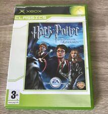 Harry Potter und der Gefangene von Askaban Original Xbox Spiel Familie Spaß 3+