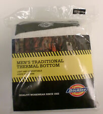 DICKIES MEN'S TRADITIONAL THERMAL BOTTOM NATURAL SIZE 2XL
