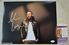 John Legend Signed 11x14 Photo w/ JSA COA #M93313 Chrissy Teigen All of Me