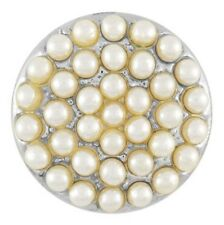 """Ginger Snapsâ""""¢ Jewelry Pearl Crazy Sn31-39 Buy 4, Get 5Th $6.95 Snap Free"""