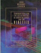 1992 FORD/LINCOLN/MERCURY Cell Phone/Radio/CD/Electronics Brochure: JBL,DSP,