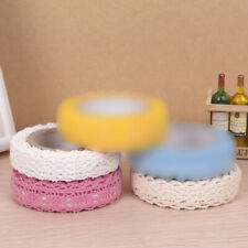 Lace Ribbon DIY Craft Self Adhesive Home Multipurpose Wedding Christmas Gifts