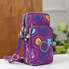 Cross-body Mobile Phone Shoulder Bag Pouch Case Belt Handbag Purse Wallet Lowest